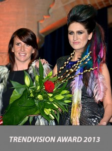 TrendVision Award Wella Knipperij winnaar 2013
