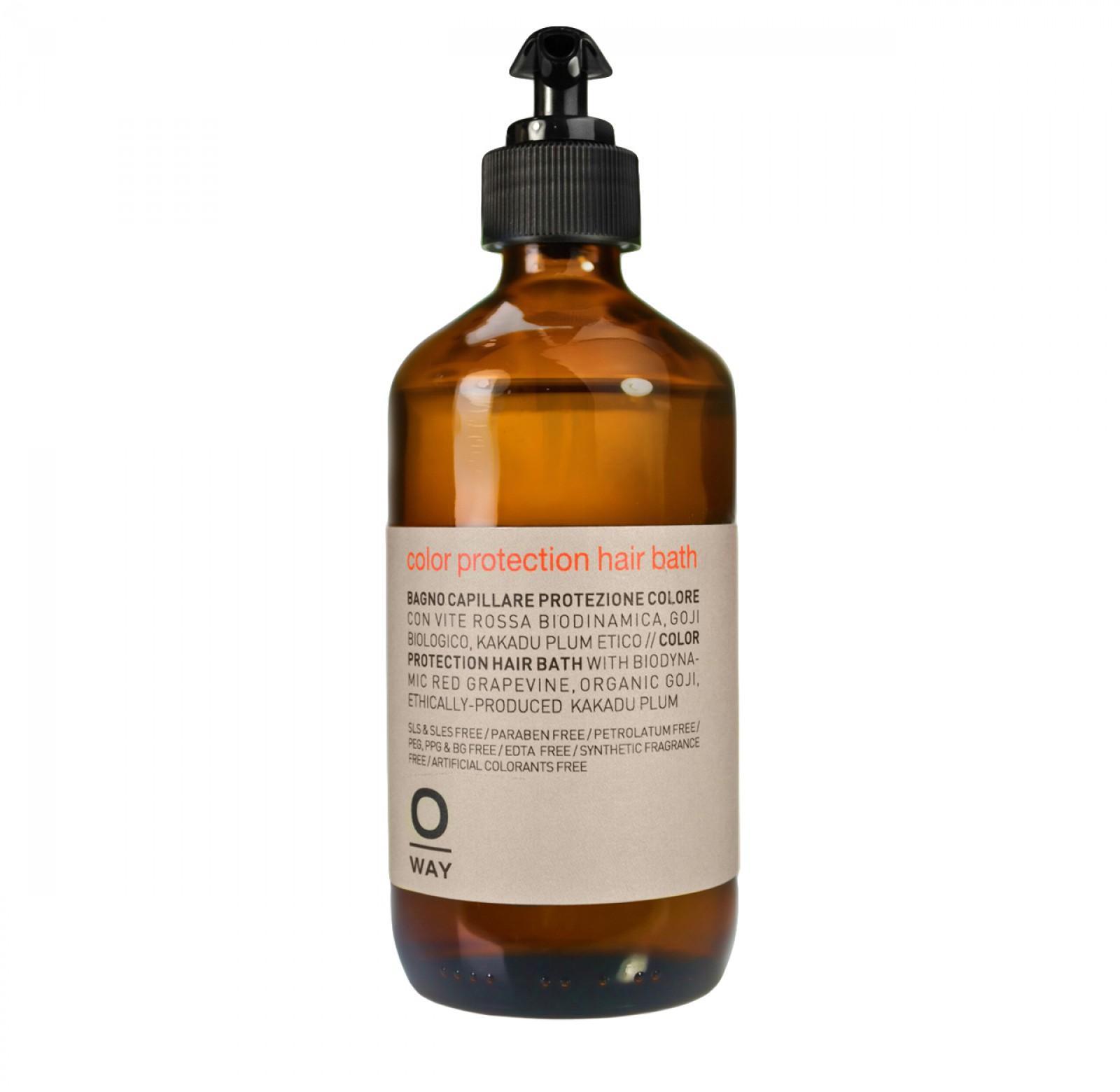Oway Color protection hair bath