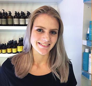 Michelle - team Knipperij Katwijk